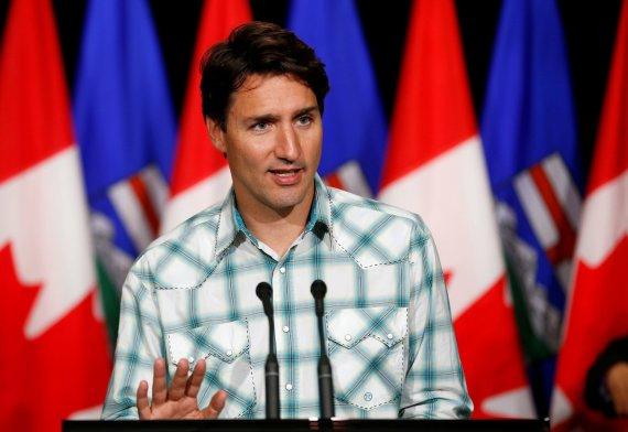 """Reuters""/""Scanpix"" nuotr./Justinas Trudeau"