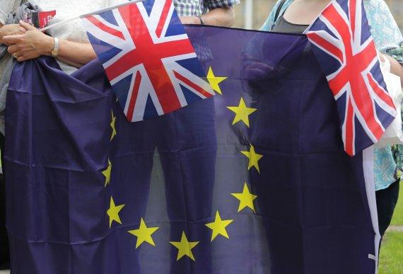"AFP/""Scanpix"" nuotr./Europos Sąjunga – su Jungtine Karalyste ar be jos?"
