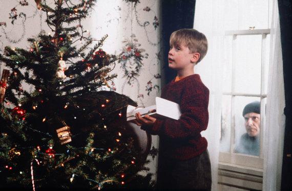 """Vida Press nuotr./Macaulay Culkinas filme """"Vienas namuose"""""""