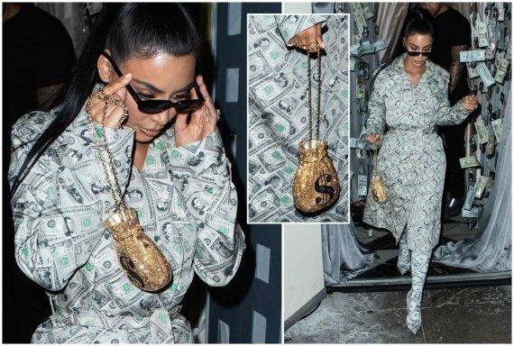 Vida Press nuotr./Kim Kardashian