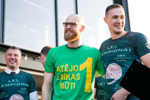 Žygimanto Gedvilos / 15min nuotr./Antanas Kavaliauskas
