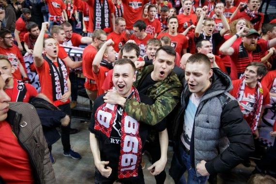 "Josvydo Elinsko / 15min nuotr./Vilniaus ""Ryto"" fanai"