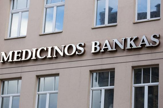Luko Balandžio / 15min nuotr./Medicinos bankas