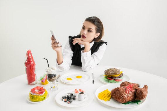 123RF.com nuotr./Plastikas maiste