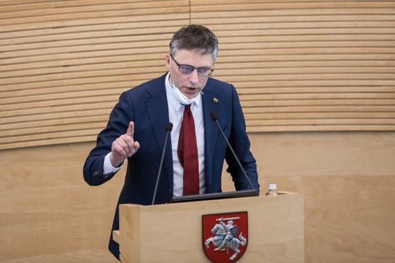Juliaus Kalinsko / 15min nuotr./Vytautas Bakas
