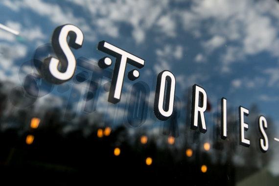 """Juliaus Kalinsko / 15min nuotr./""""Stories Cafe"""""""