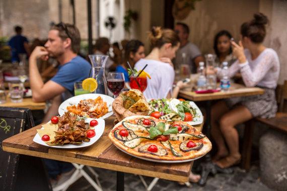123rf.com nuotr./Itališkas maistas