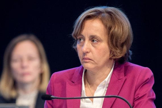 """AFP/""""Scanpix"""" nuotr./Beatrix von Storch"""