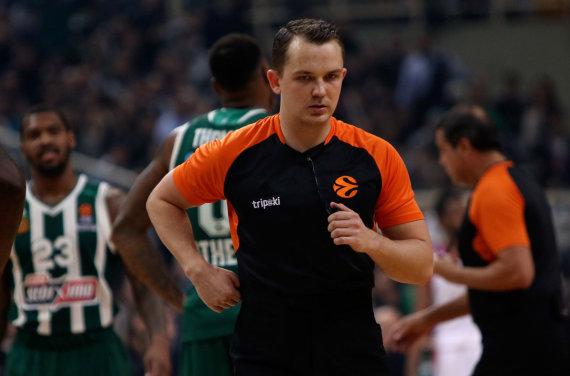 Getty Images/Euroleague.net nuotr./Gytis Vilius