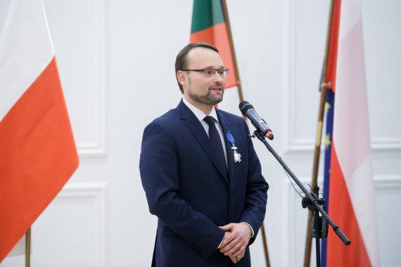 Josvydo Elinsko / 15min nuotr./Mindaugas Kvietkauskas