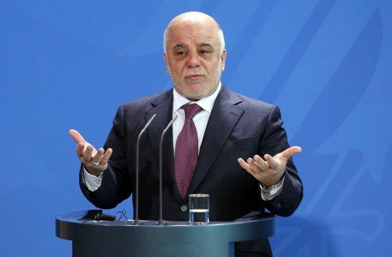"""AFP/""""Scanpix"""" nuotr./Haideras al Abadi"""