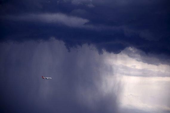 """Reuters""/""Scanpix"" nuotr./Lėktuvas"