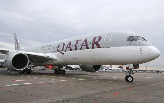 """Scanpix""/AP nuotr./""Qatar Airways"""