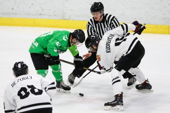 "nuotr. hockey.lt/""Kaunas Hockey"" – ""Hockey Punks"""