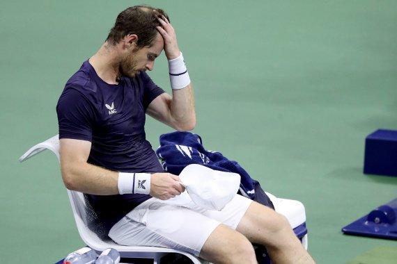 """""""Scanpix"""" nuotr./Andy Murray neturėjo jokių šansų"""