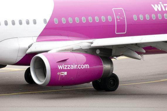 Valdo Kopūsto / 15min nuotr./Wizz Air