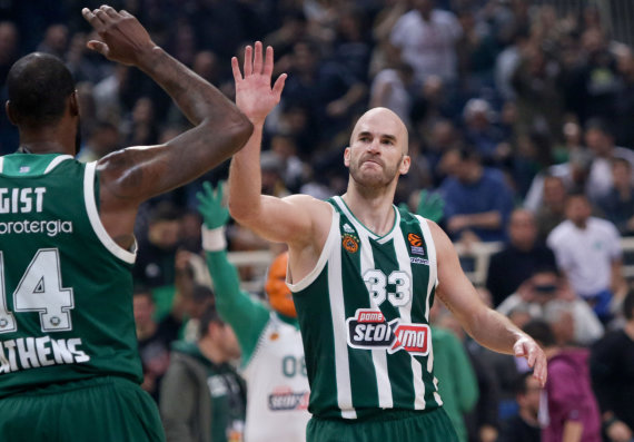 Euroleague.net nuotr./Nickas Calathesas