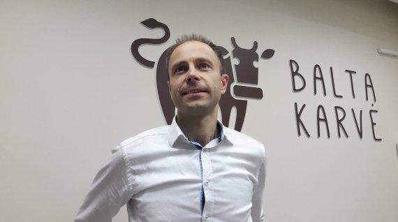Asmeninio archyvo nuotr./Pavelas Urbonavičius