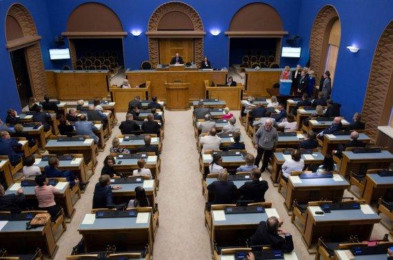 """AFP/""""Scanpix"""" nuotr./Estijos prezidento rinkimai"""