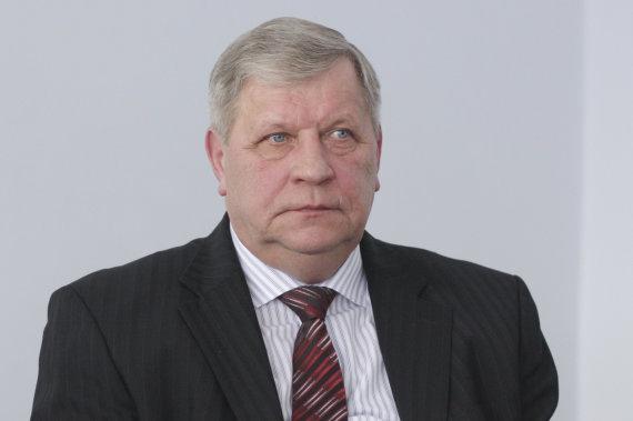 Sigito Strazdausko nuotr./Antanas Tenys