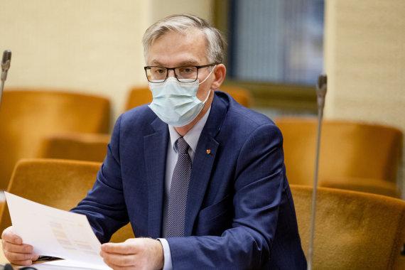 Luko Balandžio / 15min nuotr./Julius Sabatauskas
