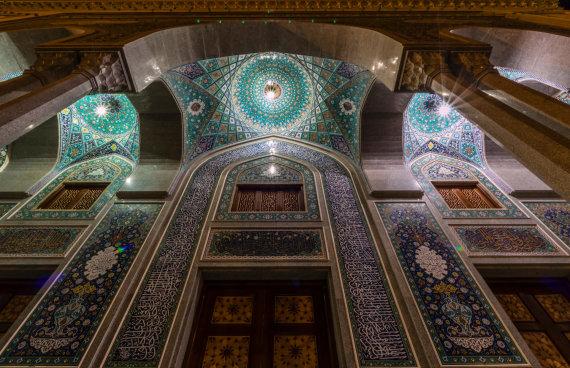 Vida Press nuotr./Irano architektūra
