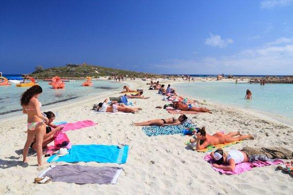 123rf.com/Paplūdimys Kipre
