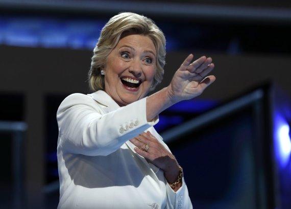 """""""Scanpix""""/AP nuotr./Paskutinė JAV demokratų partijos suvažiavimo diena"""