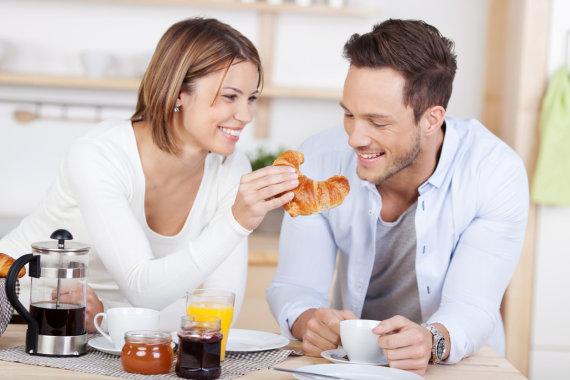 """""""Fotolia"""" nuotr./Pora valgo pusryčius"""