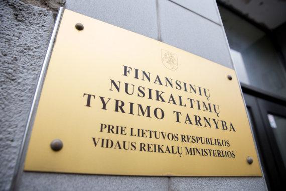 Žygimanto Gedvilos / 15min nuotr./Finansinių nusikaltimų tyrimų tarnyba