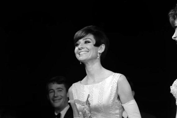 Vida Press nuotr./Audrey Hepburn 1964 m.