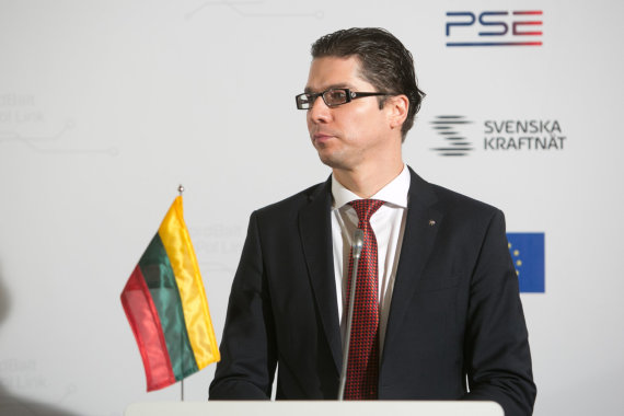 Juliaus Kalinsko / 15min nuotr./Daivis Virbickas