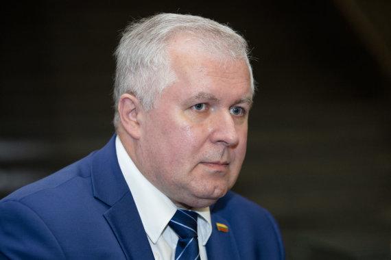 Luko Balandžio / 15min nuotr./Arvydas Anušauskas