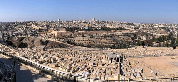 "AFP/""Scanpix"" nuotr./Jeruzalė"