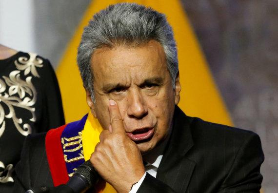 """Reuters""/""Scanpix"" nuotr./Leninas Moreno"