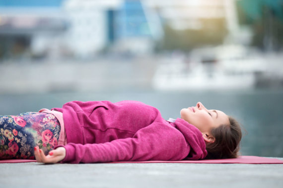 123RF.com nuotr./Kvėpavimo praktika