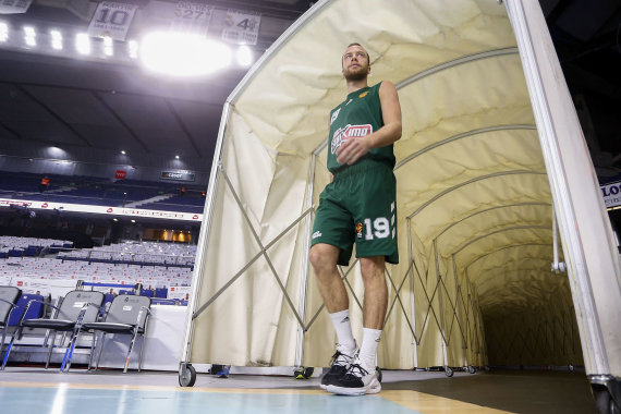 Getty Images/Euroleague.net nuotr./Lukas Lekavičius