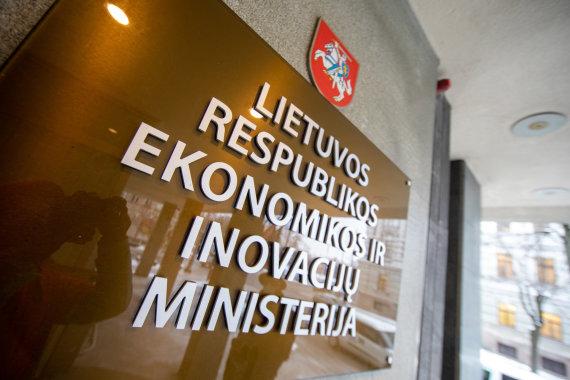 Juliaus Kalinsko / 15min nuotr./Ekonomikos ir inovacijų ministerija