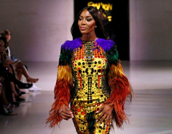 Vida Press nuotr./Naomi Campbell
