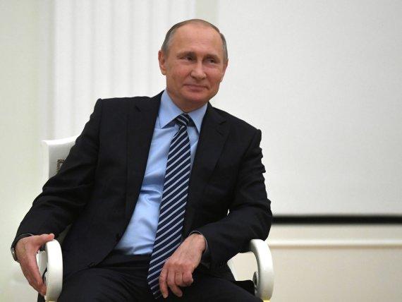 Scanpix/Sputnik nuotr./Vladimiras Putinas