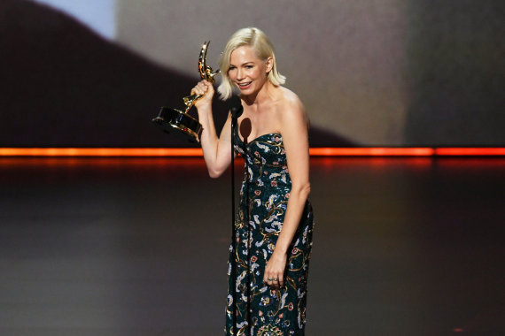 "AFP/""Scanpix"" nuotr./Michelle Williams"