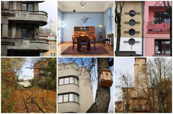 Kauno modernizmas: įspūdingiausi tarpukario architektūros pavyzdžiai