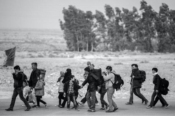 Unsplash nuotr./Pabėgėliai