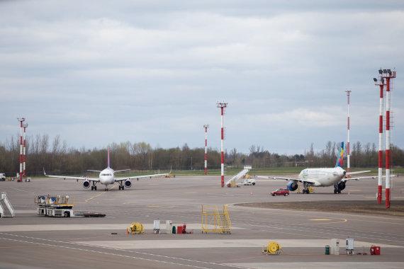 Žygimanto Gedvilos / 15min nuotr./Oro uostas