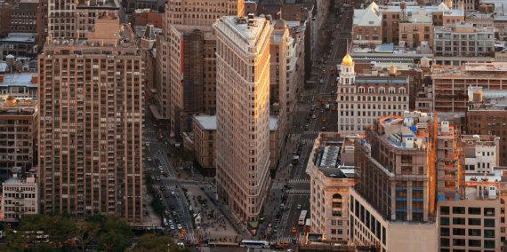 123rf.com nuotr./Flatiron Building