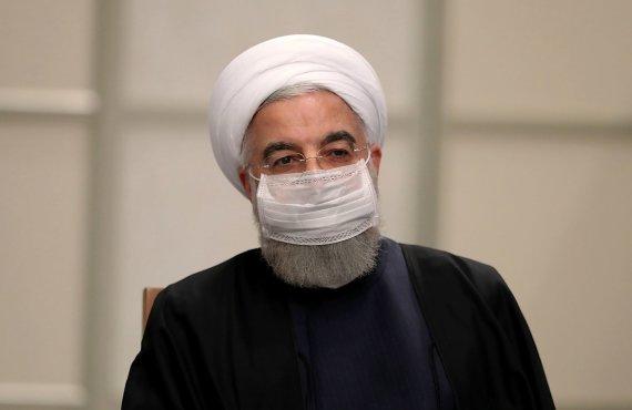 """Scanpix""/""SIPA"" nuotr./Hassanas Rouhani"