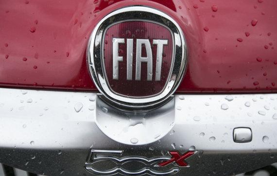 """Luko Balandžio/Žmonės.lt nuotr./""""Fiat 500X"""""""