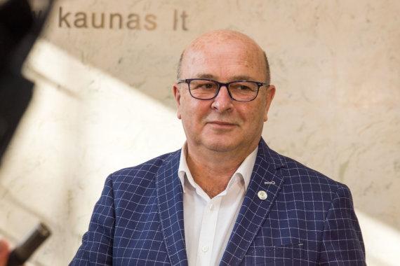 Mariaus Vizbaro / 15min nuotr./Visavaldo Matijošaičio balsavimas