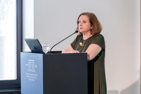 V.Juozaičio nuotr./ Erna Petkutė