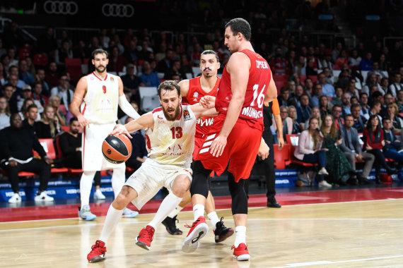 Euroleague.net nuotr./Sergio Rodriguez